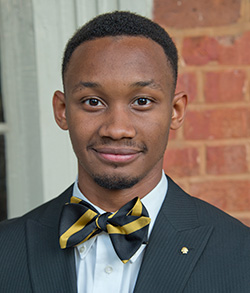Xzavier Killings '16 Davidson College     Bonner Scholar doesn't settle for anything less than his best effort, and he constantly strives to contribute more to the Davidson community.