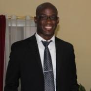 Mwenda Albert Kazadi , Emory & Henry College 2009