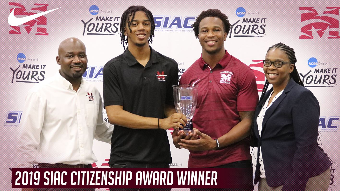 on sale 38ca1 59fcb Morehouse Wins 2019 Citizenship Award from Southern ...