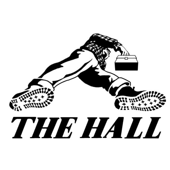 Image result for The Hall SF logo