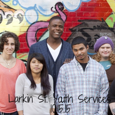 Larkin St. works with homeless youth in San Francisco to provide necessary services and shelter. We hosted them for a happy hour fundraiser to support their cause!