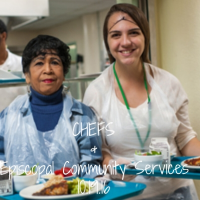 CHEFS sampled delicious desserts at our third fundraiser for this program, which teaches culinary skills to homeless and formerly homeless individuals.