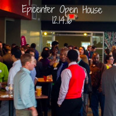 The Hall is hosting a holiday open house for Epicenter, a local website that serves to connect the community with events, opportunities, and each other. The founders of the Tender Souls photography and story project will present and will lead the group through an activity.