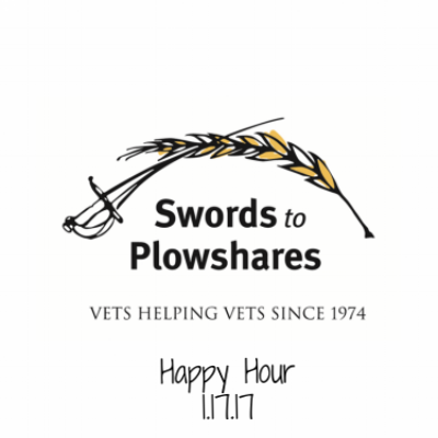The Hall hosted Swords to Plowshares for a happy hour fundraiser to raise awareness about the incredible work they do to support veterans.
