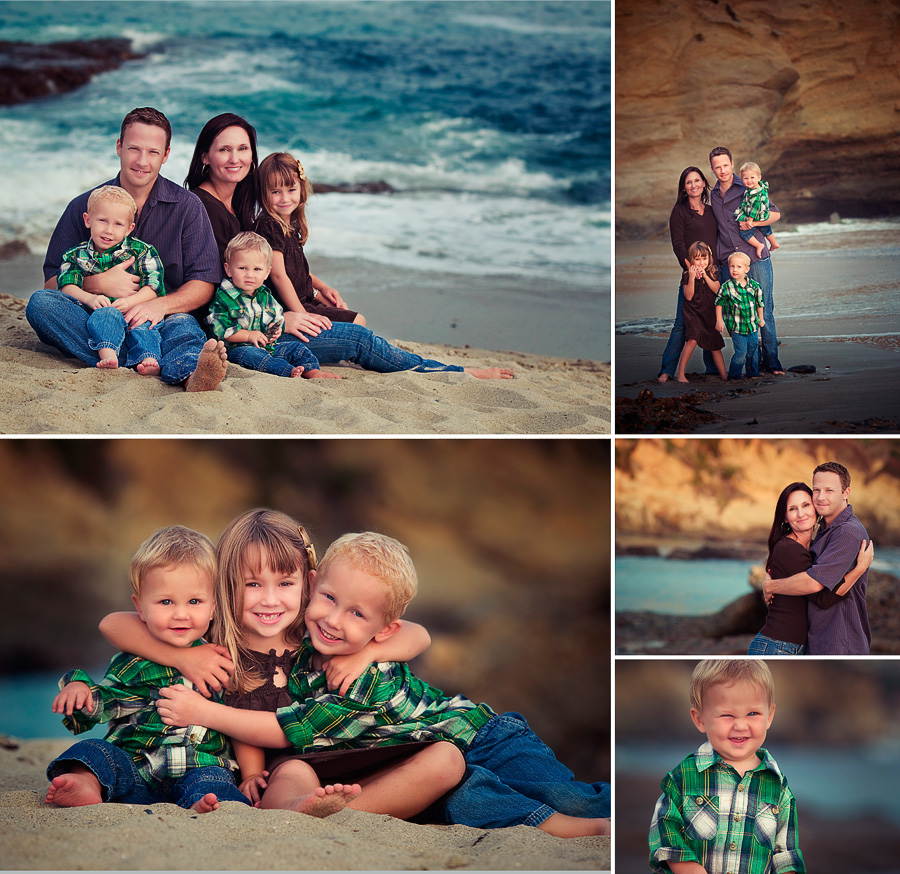 kids, couples, and family portraits taken on location in Orange County, CA
