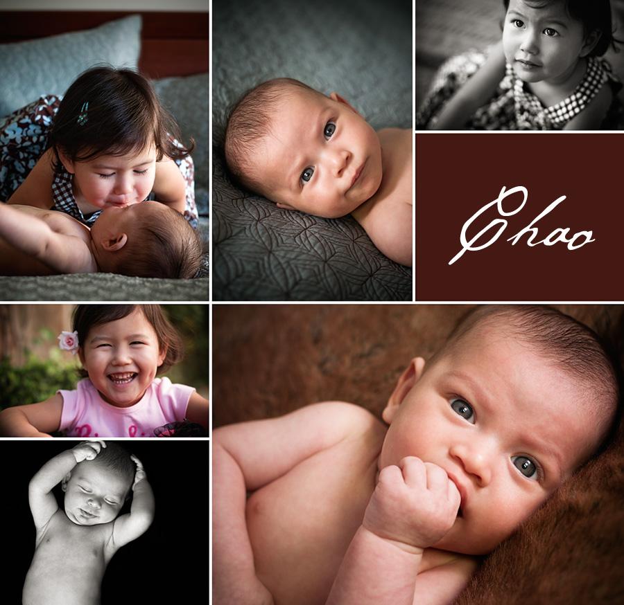 family and newborn portrait session by Laguna Beach photographer Gillian Crane