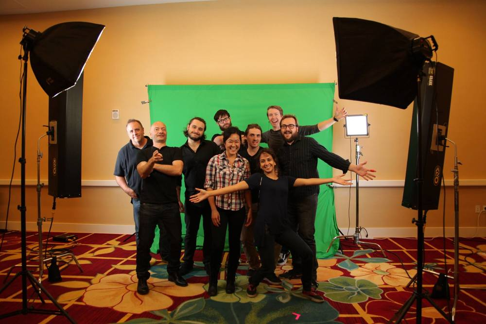 Event video productionwill transport your company from the paper all the way to the screen!