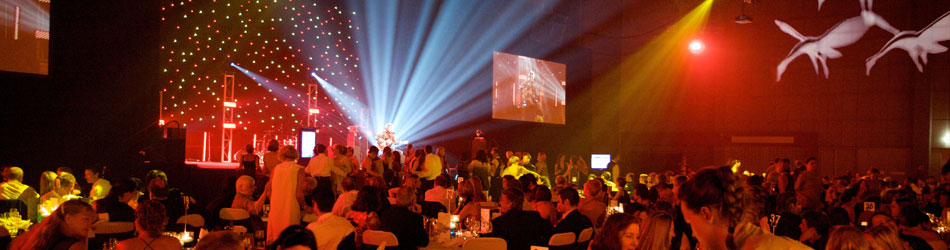 Corporate event video production in Orlando, Florida