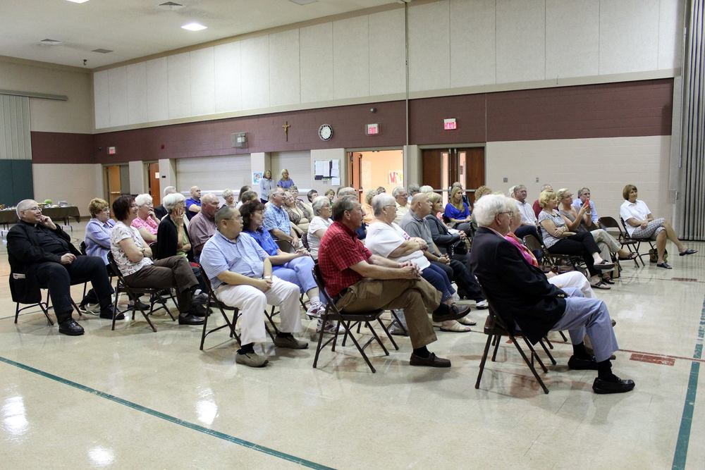 Lecture at Fairfield Medical Center in Lancaster, Ohio. What an honor to speak to a great group of people.