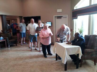 Great turn out during the Community Book signing at Lanfair. Thanks so much for the support!