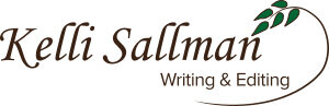 Kelli Sallman Writing & Editing