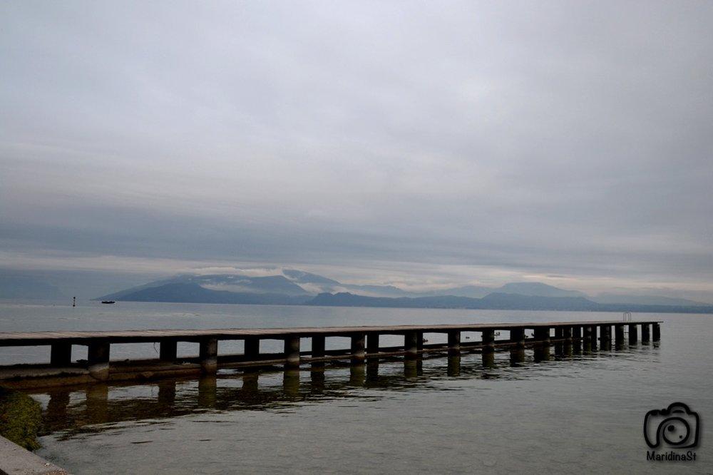 Sirmione Lake, Italy 2016
