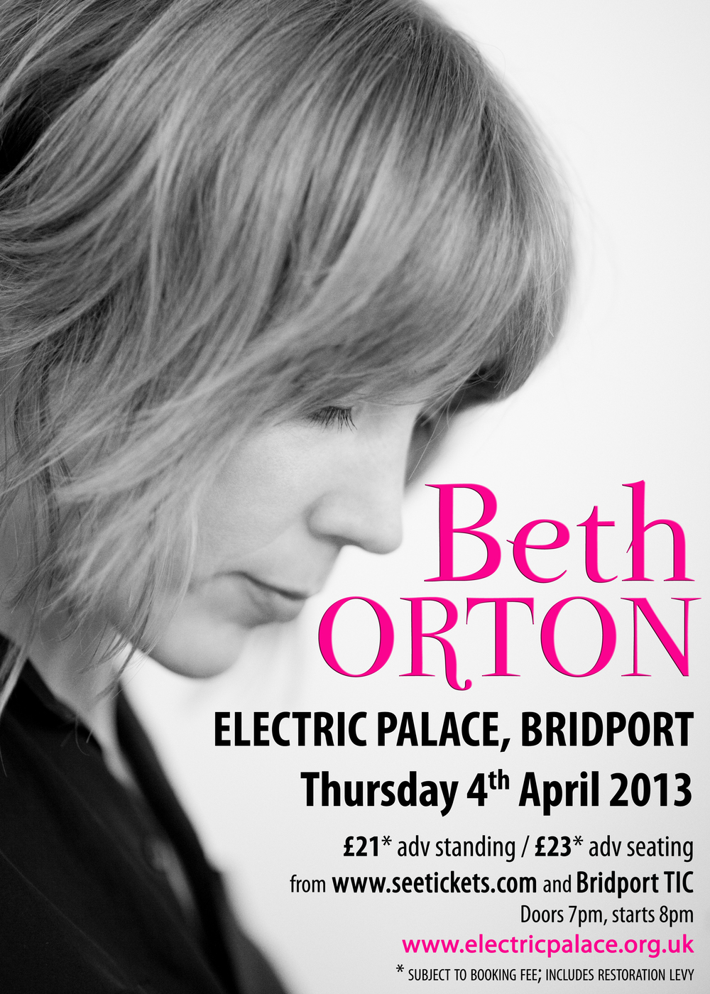 Beth Orton poster