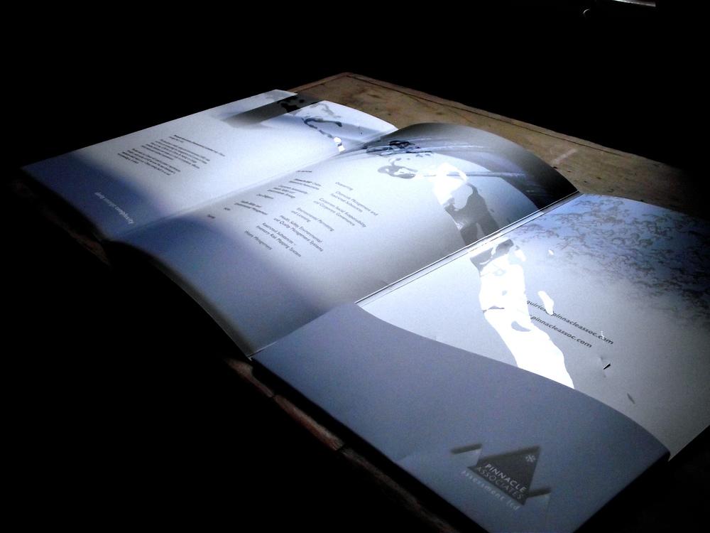 Presentation folder (inner)