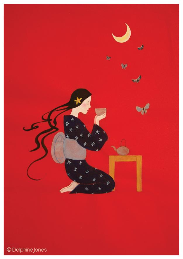 Moonlight Tea Ceremony