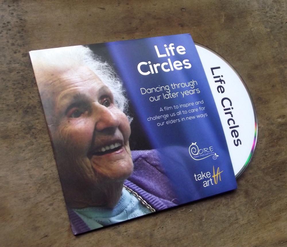 Life Circles DVD front