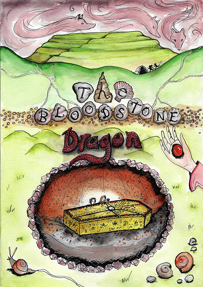 The Bloodstone Dragon