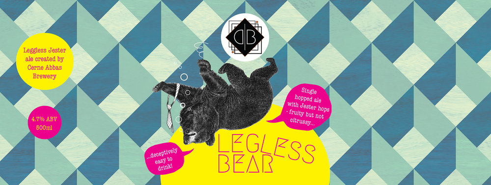 Legless Bear