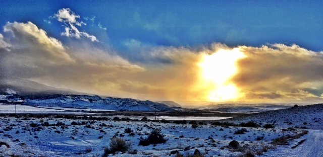 Spiel der Elemente in iAwake's Heimat (Utah, USA) | Photo: John Dupuy