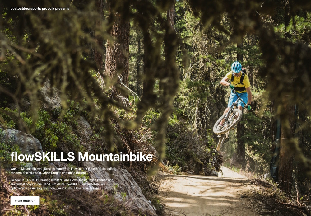 flowSKILLS Mountainbike