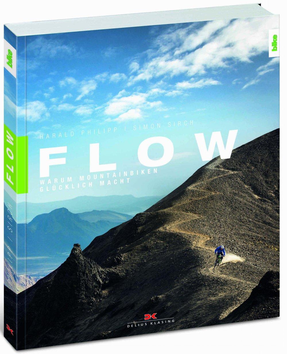 flow-Inspiration: Das Buch von Harald Philippund Simon Sirch.