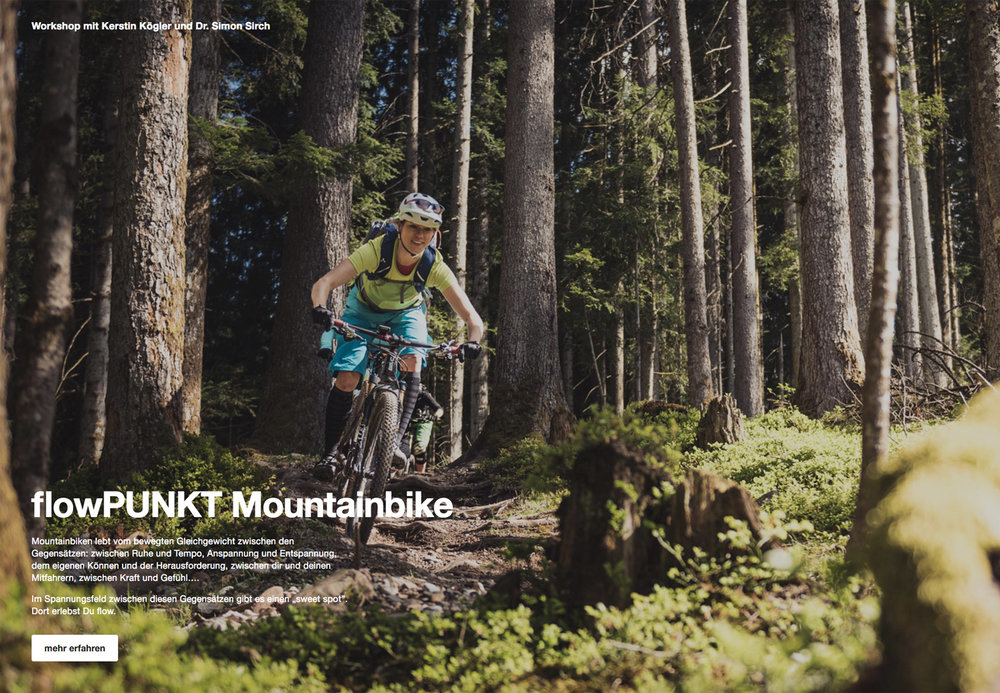 flowPUNKT Mountainbike