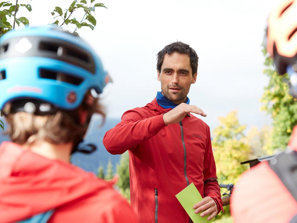 Simon erklärt, was wirklich zum Biken motiviert