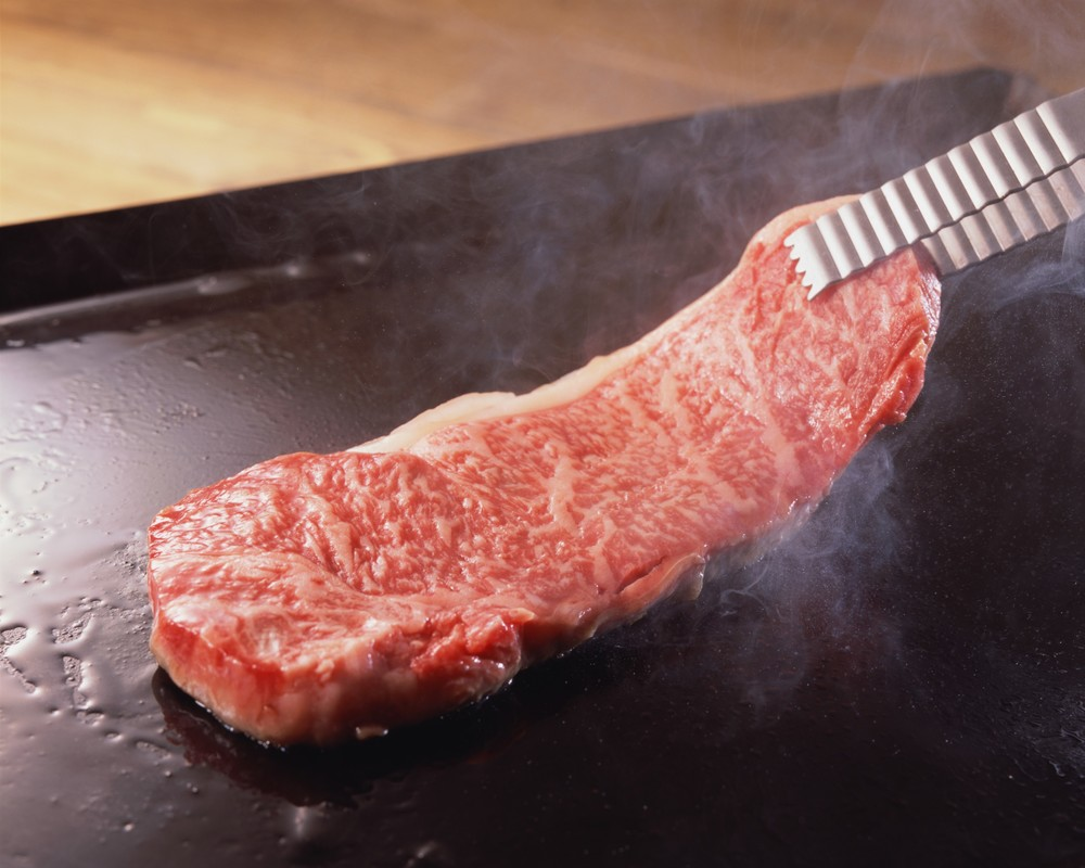 Fullblood Wagyu NY Strip Steak