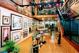 Reick's Gallery, Findlay, Ohio