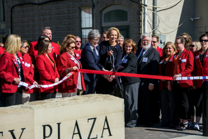 Ribbon Cutting Ceremony, October 2017