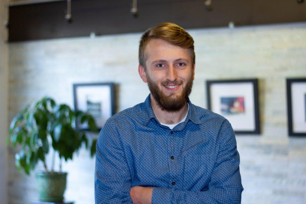 Garrett Reighard  Emerging Professional