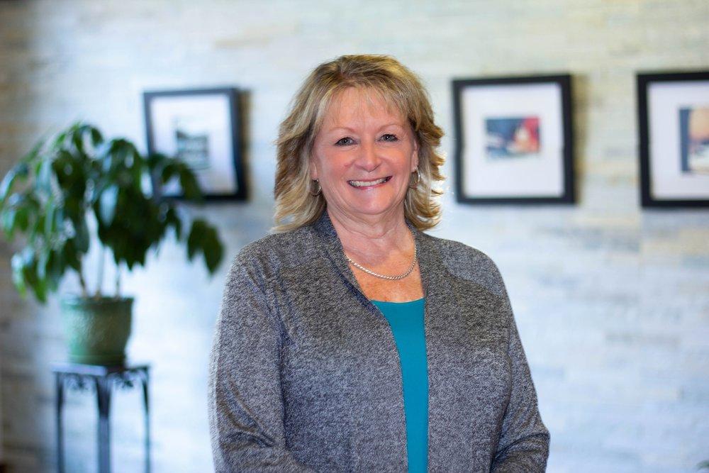 Julie Erwin  Office Manager