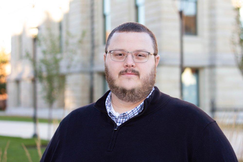 Brett Gies  Landscape Architect, Project Manager, & IT Manager, RLA ASLA