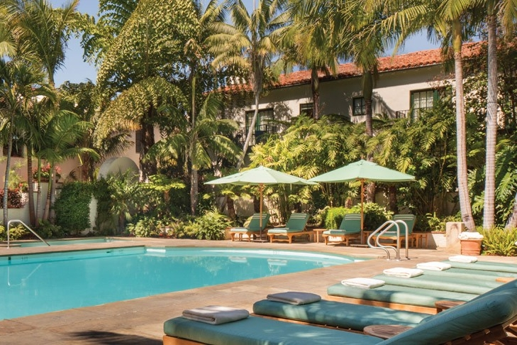 Four Season's Biltmore Hotel - 1260 Channel DriveSanta Barbara, CA 93108(800) 819-5053 or (805) 969-22616 ½ miles from our office
