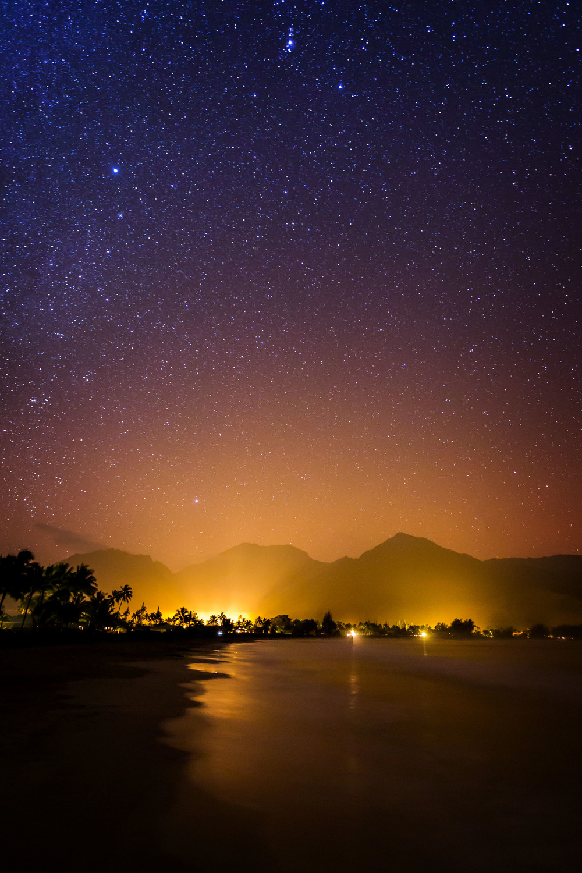 Hanalei Starry Nights