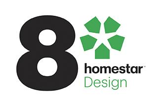 8 homestar design