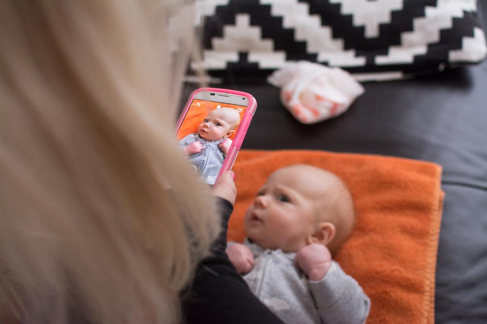 i phone 6 baby