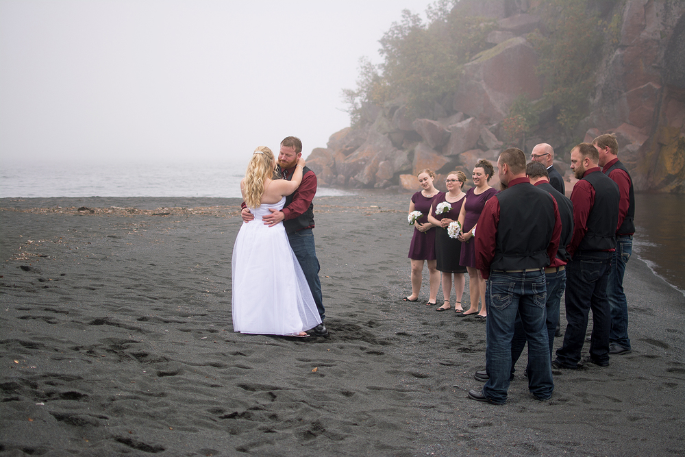 Silver Bay Photographer Weddings