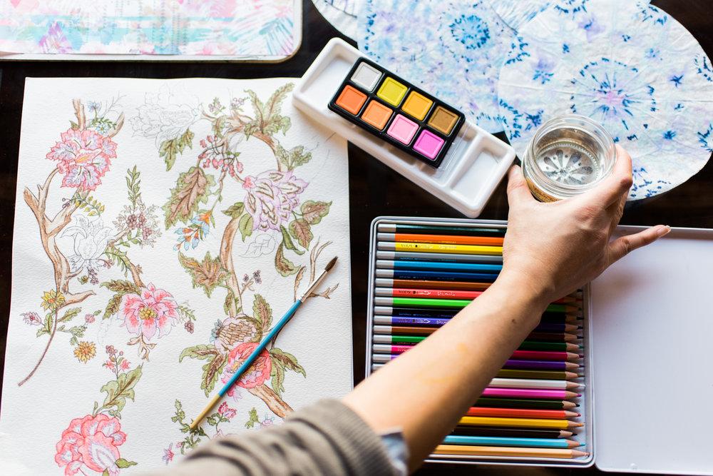 textile artist duluth mn