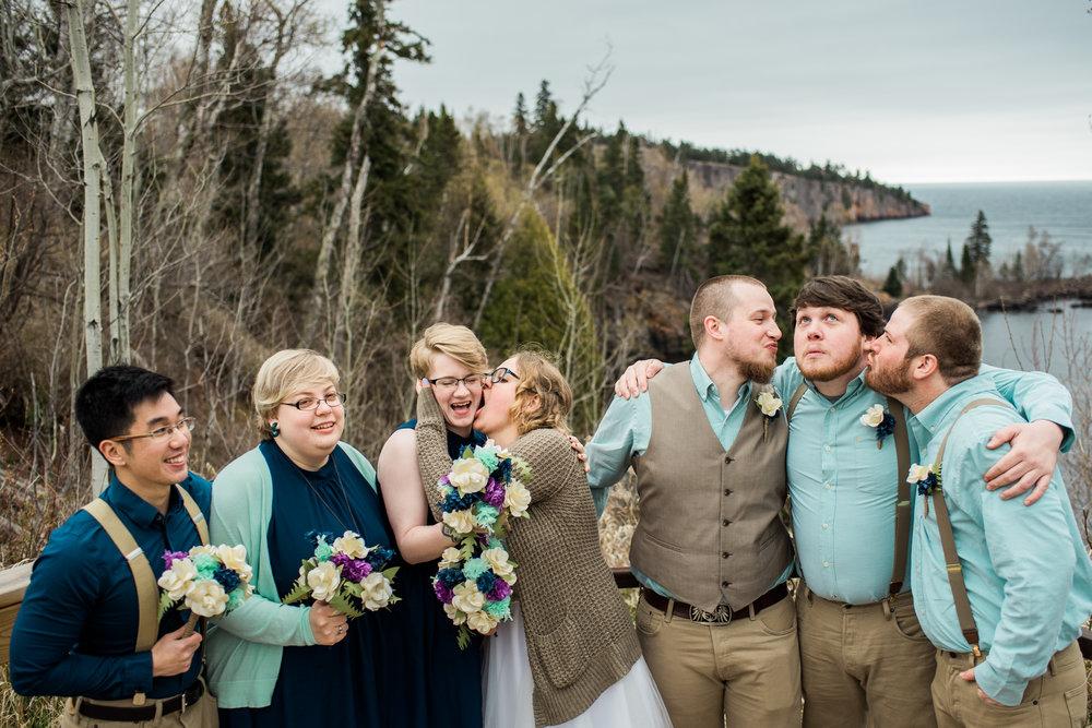MN state park wedding