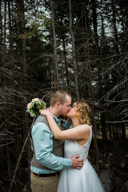 wedding woods