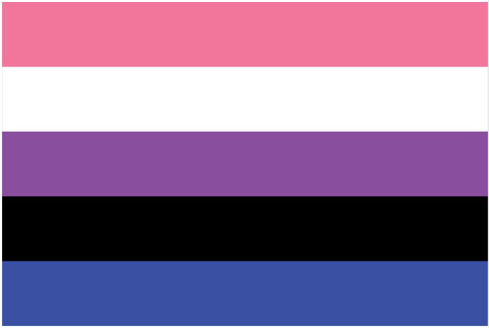 Genderfluid Pride Flag
