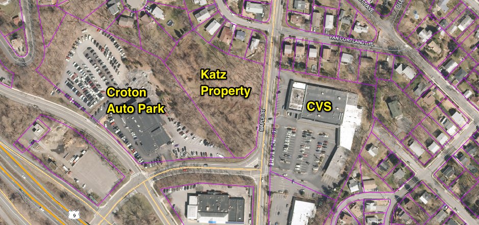 Source: Westchester County GIS