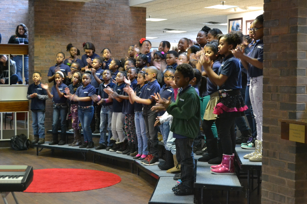 Rochester Prep Children's Choir