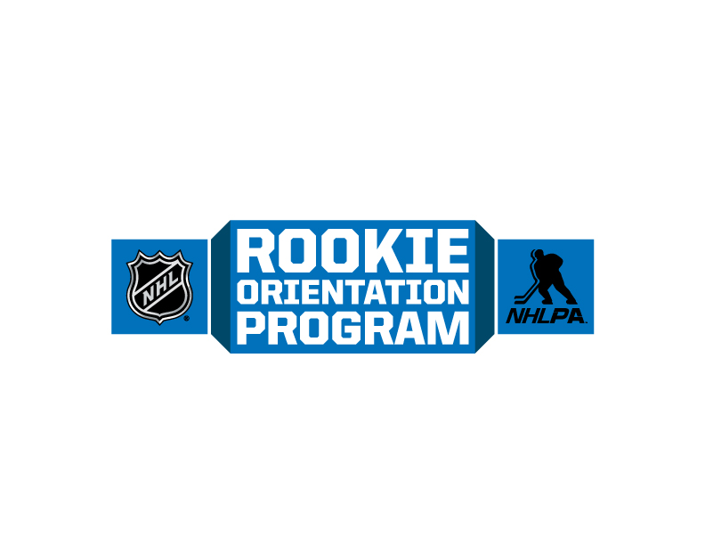 NHL Rookie Logo
