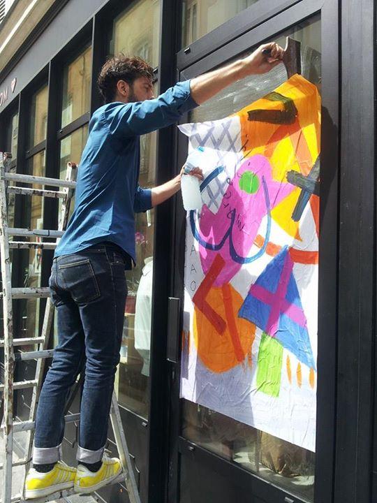 Exhibition Street Art Marcelo Cid Saint-Jean