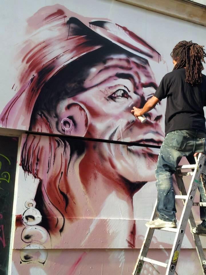 Exhibition Street Art Kouka