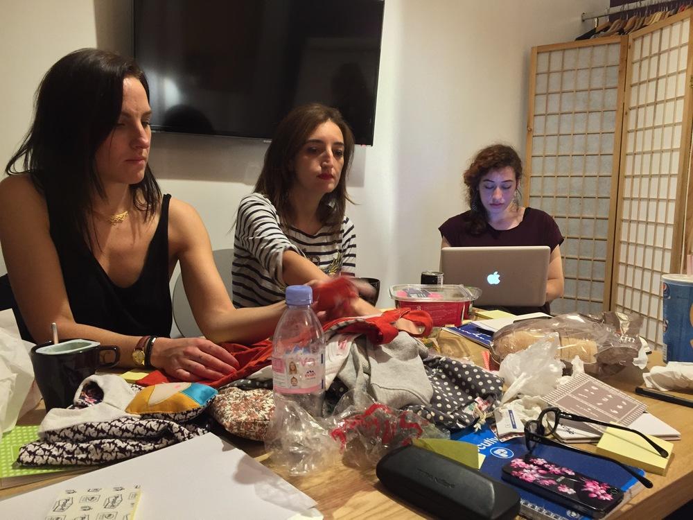 atelier créativité communauté Remix Coworking paris - Shiva Shaffii - La p'tite Bête