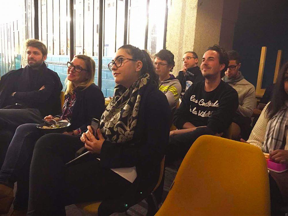 Les pitch sessions au Remix Coworking Paris