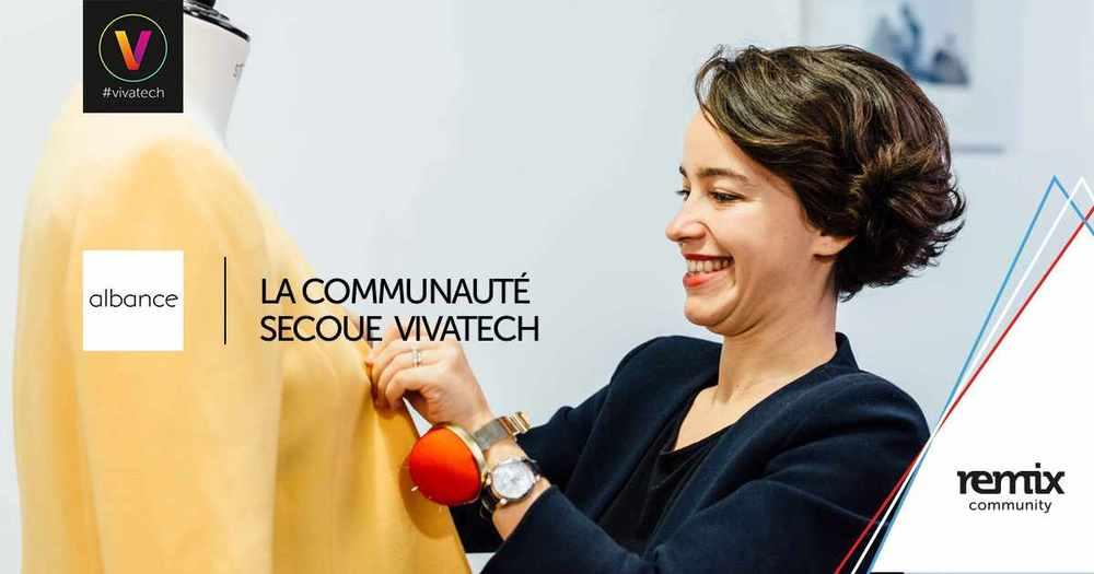 Albance : Première startup à produire du #workwear féminin sur-mesure